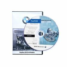 BMW MOTORCYCLES (2009-2015) S1000RR SERVICE AND REPAIR SHOP MANUAL ON DVD