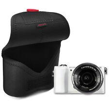 MATIN Neoprene DSLR SLR RF Mirrorless Kamera Tasche Soft Body Case Bag Schwarz/M