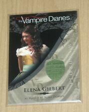 Cryptozoic Vampire Diaries wardrobe costume Nina Dobrev Elena Katherine M5 SSP