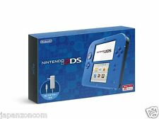 NINTENDO 2DS BLUE  JAPANESE VERSION IMPORT NEW JAPANZON