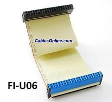 6 inch 40-Pin 80-Conductor  IDE Ultra DMA Cable, FI-U06