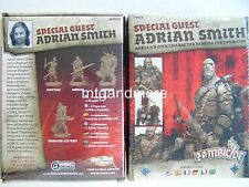 Zombicide Black peste-Adrian Smith Special Guest Box
