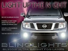 Fog Lamp Light Kit Steel or Plastic Bumper for 2010-2015 Nissan Frontier