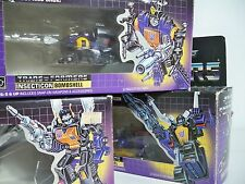 D1031261 INSECTICON SET BOMBSHELL KICKBACK SHRAPNEL TRANSFORMERS G1 MIB STYLE