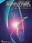 Complete Star Trek Theme Music from TV Shows & Movies for solo piano song book