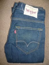 LEVIS 503 JEANS VINTAGE LOOSE STRAIGHT W30 L34 MEDIUM - DARK BLUE LEVA958