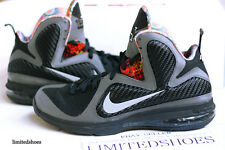Nike LeBron 9 IX Elite BHM Size 13. 530962-001 what the champ pack south beach