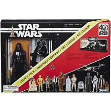 Star Wars Black Series 40th Anniversary Legacy Pack Darth Vader PRE-ORDER APRIL