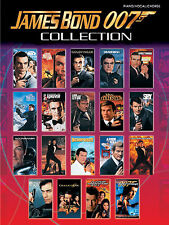 James Bond 007 Collection Sheet Music Book Piano PVG GUITAR VOICE KEYBOARD HITS