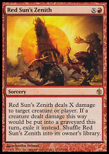 MTG RED SUN'S ZENITH - ZENIT DEL SOLE ROSSO - MBS - MAGIC