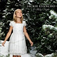 Jackie Evancho: O Holy Night (CD & DVD, 2 Discs, Digipak, Columbia) Silent Night