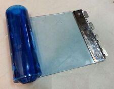 Blue colour PVC Coolroom Curtain- low temperature resistant-20℃ 1850mm x 950mm