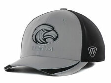 TOW SIFTER MEMORY FIT NCAA LOGO HAT/CAP - USM SOUTHERN MISS GOLDEN EAGLES - M/L