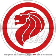 SINGAPORE AirForce RSAF Aircraft Roundel 100mm Sticker Decal