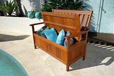 SUPER SALE: Storage Box/Bench: New Large Outdoor Storage Bench. Buy Now & Save!