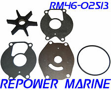 Water Pump Impeller Kit Mercury Outboard 15 HP, 18HP, 20HP, 25HP  #: 47-85089 Q4