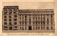 CPA Siege Social de la Participation - Rue de Londres (274219)