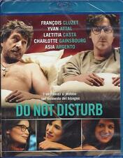 Blu Ray disc **DO NOT DISTURB** con Asia Argento Laetitia Casta nuovo 2012