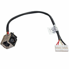 AC DC POWER JACK CABLE HARNESS FOR HP dv6-6000 DV7-6000 665306-001 639402-001
