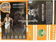 Panini NBA (Adrenalyn XL) 2013/2014 - #025 Gary Payton - Hall of Fame Heroes