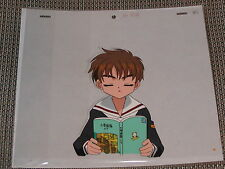 Cardcaptor Sakura Production Anime Cel - Li + Sketch - CLAMP