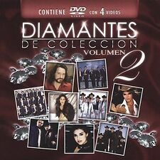 NEW - Diamantes De Coleccion 2 by Various Artists