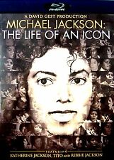 Michael Jackson: The Life of an Icon (BRAND NEW BLU RAY) 2 HR 37 MIN/DOCUMENTARY