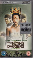 UMD VIDEO for PSP HOUSE OF FLYNGDAGGERS Full-Lenght Movie ZHANG YIMOU