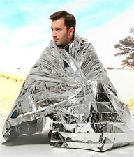 Emergency Foil Thermal Blanket Survival Baby Sensory First Aid Camping  SP