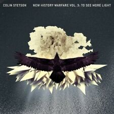 Vol. 3-New History Warfare: To See More - Colin Stetson (2013, CD NEUF)