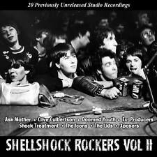 Shellshock Rockers Vol. 2 CD Orig IRISH PuNk Belfast KBD 1970's