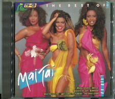 Mai Tai  cd  the best of MAI TAI  © 1988 - # DNO 1186 - synth-pop - electro