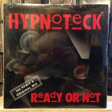 "[EDM]~SEALED 12""~HYPNOTECK~Ready Or Not~[Club~Radio~Main~Remix]~[1990]~"