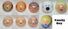 FAMILY GUY Cake Toppers Buildable Figures~Meg Stewie Peter Brian Chris Griffin