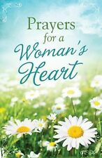 Prayers for a Woman's Heart: Inspirational Book Bargains)