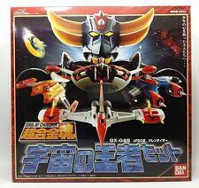 Bandai SOC Soul of Chogokin GX-04S UFO GRENDIZER & All Speizer Set