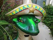 Lizard CARNIVAL CIRCUS HEAD from Las Vegas RIO HOTEL & CASINO