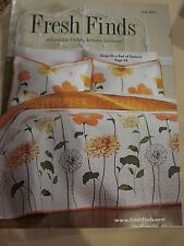FRESH FINDS CATALOG JULY 2015 AFFORDABLE KITCHEN & HOME SOLUTIONS BRAND NEW