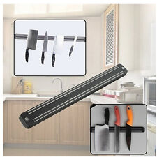 Kitchen Wall Mount Magnetic Knife Storage Holder Kitchen Tool (color may vary)