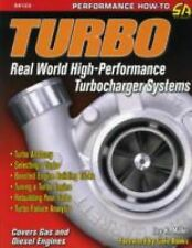 SA123 Real World High Performance Turbo Systems How To Build Turbocharger Boost