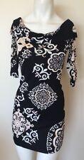WHITE HOUSE BLACK MARKET Designer Dress Size XS Sundress Extra Small 00 2 4