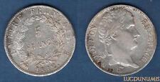 Ier Empire, 1804–1814 5 Francs Napoléon Ier 1812 B Rouen Revers Empire TTB