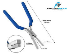 Square Mandrel Pliers for Consistent Loops Bail Making 5mm - 3.5mm Jewellery