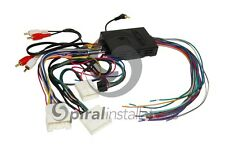 Radio Wire Harness Data Interface + Auto-Detect Box Interface TY01