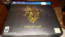 NEW and Sealed - Dark Souls 3 III Collector's Edition PS4 FREE SHIPPING!!