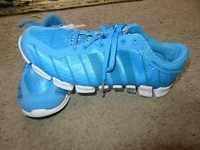 COOL! NWT Adidas CC Ride W Women's Running Shoes w/ ClimaCool in Blue, Size 8