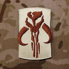 Tactical Outfitters - Mandalorian Warrior Morale Patch - mythosaur crest fett