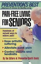 Pain-Free Living For Seniors-ExLibrary