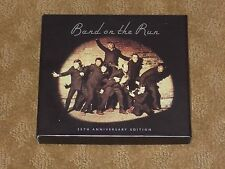 Paul McCartney 25th Anniversary Edition Band On The Run 2 CD Set Poster+Booklet