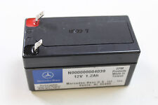 2006 - 2011 MERCEDES ML350 W164 RECHARGABLE LEAD ACID BATTERY N000000004039 OEM